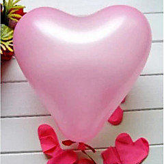 Bälle Ballons Spielzeuge Kreisförmig Hühnchen Herzförmig keine Angaben 100 Stücke