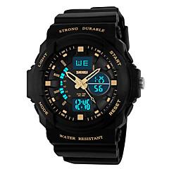 tanie Inteligentne zegarki-YY0955 Inteligentny zegarek Android iOS IR Wodoodporny Długi czas czuwania Wielofunkcyjne Stoper Budzik Chronograf Kalendarz / > 480