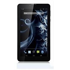 7インチ ファブレット (Android 4.2 1024*600 デュアルコア 512MB RAM 8GB ROM)