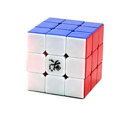 billige -Rubiks terning 3*3*3 Let Glidende Speedcube Magiske terninger Puslespil Terning Glat klistermærke Kvadrat Gave