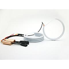 billige Kjørelys-131mm halvsirkel switch to farger hvit rav med blinklys for BMW E36 E38 E39 E46 projektor