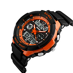 tanie Inteligentne zegarki-Inteligentny zegarek YY0931 na Długi czas czuwania / Wodoszczelny / Wodoodporny / Wielofunkcyjne Stoper / Budzik / Chronograf / Kalendarz / > 480 / > 480