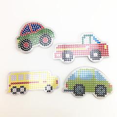 Sets zum Selbermachen Bildungsspielsachen Holzpuzzle Kunst & Malspielzeug Spielzeugautos Lastwagen Spielzeuge Auto Bus LKW EVA Stücke