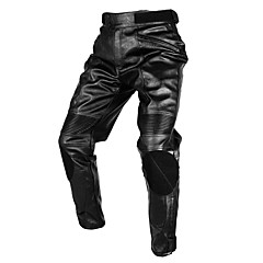 Cycling Pants Men's Bike Bottoms Comfortable Protective PU Terylene Sports Motobike/Motorbike Spring Fall/Autumn