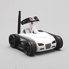 Tank Racerløp 1:78 Børsteløs Elektrisk Radiostyrt Bil 8 Klar-Til-Bruk Tank Kamera USB-kabel Brukerhåndbok