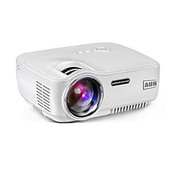 AM01S LCD Kotiteatteriprojektori WVGA (800x480)ProjectorsLED 1400