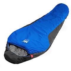 침낭 미라형 침낭 5°C 따뜨하게 유지 휴대용 210X80 캠핑 싱글