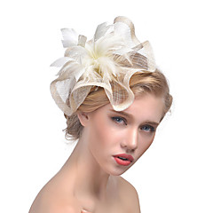 Tule Veer Fascinators Helm