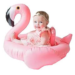 hesapli Şişme Botlar ve Havuz Şezlongları-Flamingo Şişme Havuz Şamandıraları Donut Havuz Şamandıraları PVC Çocuklar