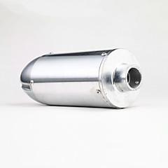 Evrensel 28mm susturucu egzoz kelepçesi kawasaki için motokros kir kirişli bisiklet klx crf50 50-125cc