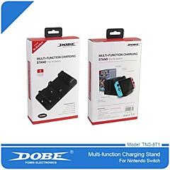 Χαμηλού Κόστους Nintendo Switch Accessories-DOBE TNS-871 Μπαταρίες και Φορτιστές Για Nintendo Switch,ABS Μπαταρίες και Φορτιστές Επαναφορτιζόμενο #