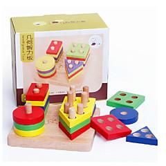 Stavební bloky Vzdělávací hračka za dárky Stavební bloky Modelování Architektura Hračky