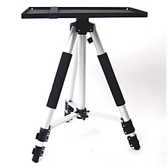 PS300 Metal Tripod  Universal Portable Free Lifting Aluminum Projector Tripod Stand With Tray