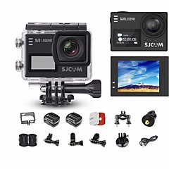 SJCAM® Toimintakamera / Urheilukamera 14MP 12MP 8MP 3MP 5MP 1.3 MP 16MP 640 x 480 2560 x 1920 1920 x 1080 1280x960WIFI All-in-one