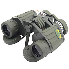 8X42mm Binoculars High Definition Handheld Folding Generic Carrying Case High Powered Roof Prism Military Spotting Scope General use