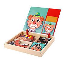 Sada na domácí tvoření Vzdělávací hračka Puzzle Logcké a puzzle hračky Hračky Obdélníkový Dětské 1 Pieces