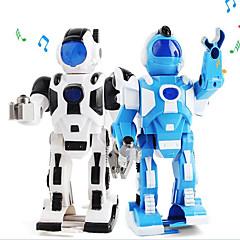 RC-robotti Lasten Electronics Learning & Education Domestic & Personal Robotit AM laulu Tanssia Kävely Smart Self tasapainotus Jumping Ei