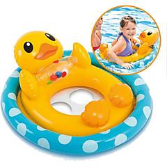 billiga Uppblåsbara badringar och badmadrasser-Fågel Uppblåsbara badflottar / Badringar med donut-form / Badringar Plast Barn Pojkar / Flickor