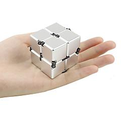 billige Håndspinnere-Evighetskube Håndspinnere Fidgetleker Lindrer ADD, ADHD, angst, autisme Office Desk Leker Focus Toy Stress og angst relief for Killing