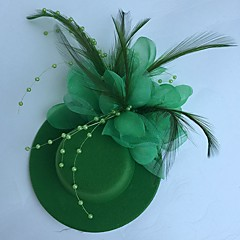 billige -fascinators hatter headpiece bryllupsfesten elegant feminin stil
