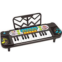 tanie Instrumenty dla dzieci-Akcesoria do domku dla lalek Pianino Keyboard elektroniczny Oyuncak Müzik Aleti Pianino Zabawa Dla dzieci