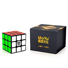 preiswerte -Magischer Würfel IQ - Würfel MoYu Glatte Geschwindigkeits-Würfel Magische Würfel Zum Stress-Abbau Bildungsspielsachen Puzzle-Würfel Glatte Aufkleber Spaß Klassisch Kinder Spielzeuge Unisex Geschenk