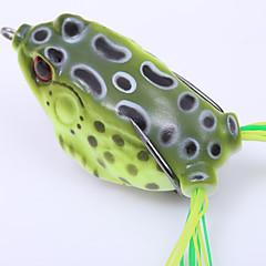 cheap Fishing Lures & Flies-1 pcs Frog Plastics Bait Casting