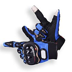 tanie Rękawiczki motocyklowe-rękawice motocyklowe dla rowerzystów rowerowe rękawiczki rowerowe wyścigi motocyklowe pełne antypoślizgowe rękawice