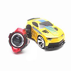 billige Fjernstyrte biler-Radiostyrt Bil 2.4G Bil 1:12 Børste Elektrisk 50-100 KM / H Fjernkontroll Oppladbar Elektrisk