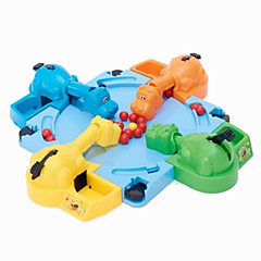 Brinquedo Educativo Brinquedos Brinquedos Quadrada Cavalo Hipopótamo Jogos para pais e filhos Não Especificado Peças