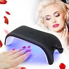 12W Séchoirs à ongles lampe UV Lampe à LED Vernis Gel UV