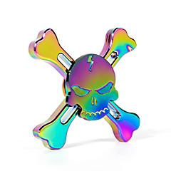 billige Håndspinnere-Håndspinnere / hånd Spinner for Killing Time / Stress og angst relief / Focus Toy Fire Spinner Metallisk Klassisk Deler Voksne Gave