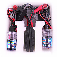 Xenon hid conversor farol kit 55w bulbo h1 h3 h4 h7 h8 h11 9005 9006