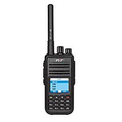 billige Walkie-talkies-TYT MD-380 Håndholdt Strømsparefunksjon / Lader og adapter / Kryptering 1000 2000 mAh Walkie Talkie Toveis radio