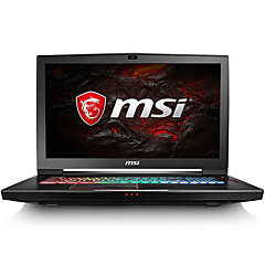 msiのゲームのラップトップ17.3インチのIntel i7-7700hq 16GBのddr4 1tbのhdd 128GBのssd windows10 gtx1060 6gb gt73evr 7rd-818cn