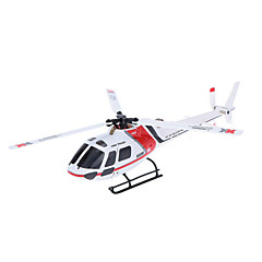cheap RC Helicopters-RC Helicopter WL Toys K123 6CH 6 Axis 2.4G Brushless Electric - Ready-To-Go Upside Down Flight Remote Control Flybarless