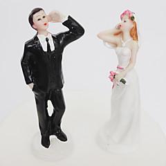 Taarttoppers Klassiek Koppel Bruiloft Feest Speciale gelegenheden Verjaardag Feest/AvondStrand Thema Tuin Thema Vlinder Thema Klassiek