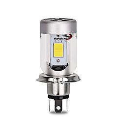 Echte kwaliteit motorlicht voorlicht kit H4 led koplamp lamp (1box)