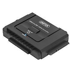 preiswerte -Unitek USB 3.0 Adapterkabel, USB 3.0 to SATA III IDE Adapterkabel Male - Male 0.8m (2.6Ft)