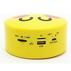 Bluetooth 2.1 Usb Trådløs Bluetooth-højttalere Beige Gul Brun Orange og Hvid Gylden