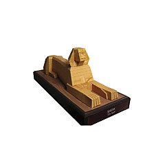 tanie Gry i puzzle-Zabawki 3D Papierowy model Rzemiosło z papieru Model Bina Kitleri Znane budynki Architektura 3D DIY Klasyczny Dla obu płci Prezent