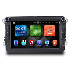 ieftine DVD Player Auto-8 inch quad core Android 6.0 sistem multimedia de masina nu dvd built-in wifi&3g ex-tv dab pentru vw magotan 2007-2011 golf 5/6 caddy