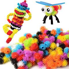 בובות אבני בניין פאזלים3D כדורים פאזל רכב צעצועים למבוגרים צעצועים לנסיעות צעצועי היגיון ופאזלים צעצועי מדע וגילויים צעצוע חינוכי מקל