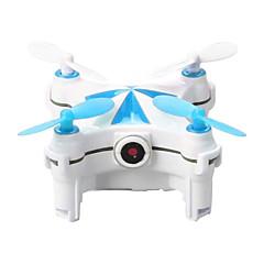 billige Fjernstyrte quadcoptere og multirotorer-RC Drone Cheerson CX-OF 4 Kanal 2.4G Med HD-kamera 0.3MP 0.3 Fjernstyrt quadkopter LED Lys Fjernstyrt Quadkopter USB-kabel Brukerhåndbok