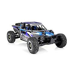 billige Fjernstyrte biler-Radiostyrt Bil WL Toys A929 2.4G Off Road Car Høyhastighet 4WD Driftbil Vogn Jeep Racerbil 1: 8 Børsteløs Elektrisk 80 KM / H
