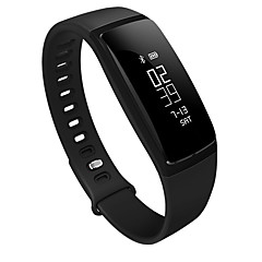cheap Smartwatches-JSBP YYV07S Smart Bracelet Smartwatch Android iOS Bluetooth Sports Waterproof Heart Rate Monitor Blood Pressure Measurement Pulse Tracker Timer Stopwatch Pedometer Call Reminder / Touch Screen