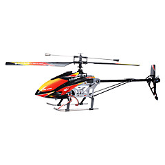 Radiostyrt Helikopter 4 Kanaler 3 Akse 2.4G -