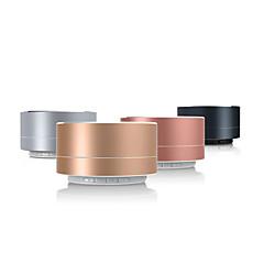 cheap -Bluetooth 2.0 3.5mm Wireless bluetooth speaker Gold Black Silver Rose Pink