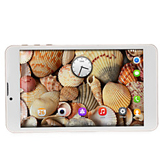 7 tommer phablet ( Android 4.4 Android 5.1 1280*800 Quad Core 512MB RAM 8GB ROM )