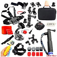 baratos Câmeras Esportivas & Acessórios GoPro-KIT / Acessórios Para Câmara de Acção Gopro 6 / All Action Camera / Todos Esqui / Alpinismo / Universal PVC / PC / ABS - 1 pcs / SJCAM